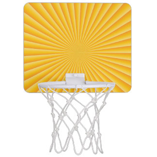 Good Morning Sunset Mini Basketball Hoop