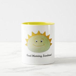 Good Morning Sunshine Coffee Mug by ThinkFun