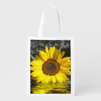 Good Morning Sunshine Reusable Bags Grocery Bag