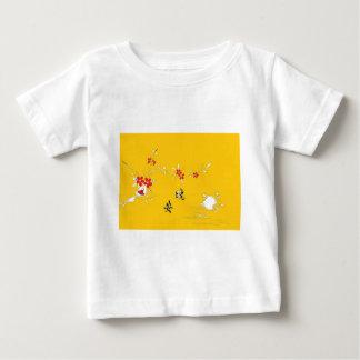 good night flower table tee shirts