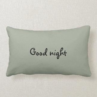 Good night Sweet dreams pillow
