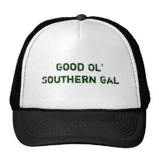 Good ol' southern gal Trucker hat
