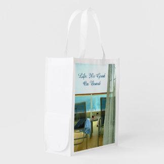 Good On Board Cruise Life Reusable Grocery Bag