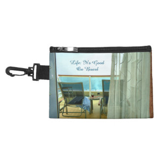 Good On Board Cruise Travel Accessory Bags