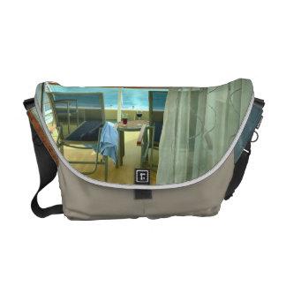 Good On Board Flannel Medium Messenger Bag