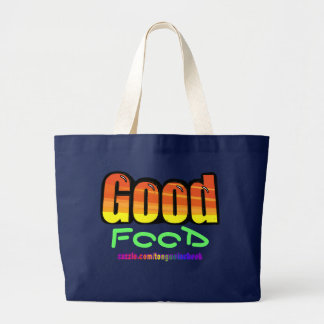 Good Orange Spraypaint Graphic, Customize Me! Jumbo Tote Bag