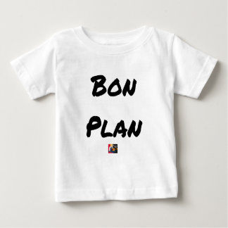 Good plan - Word games - François City Baby T-Shirt
