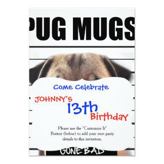 good pugs gone bad card