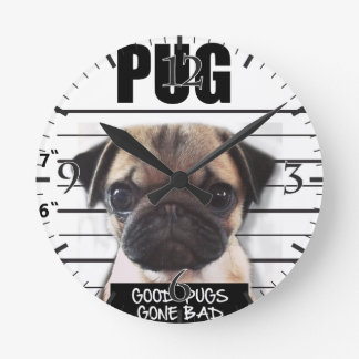 good pugs gone bad round clock