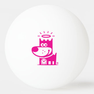 GOOD PUPPY Ping Pong Ball . Magenta