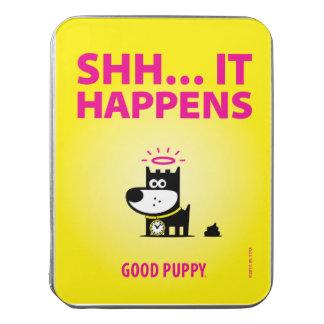 GOOD PUPPY Puzzle & Tin Box . SHH… IT HAPPENS