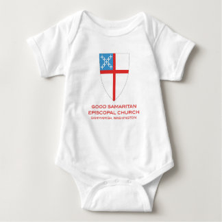 Good Sam Episcopal Church Sammamish Baby Outfit Baby Bodysuit
