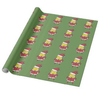 Good Santa Wrapping Paper