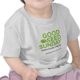 Good Seed Sunday Material T-shirts