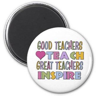 Good Teachers Teach Magnets