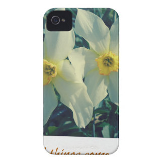 good things come in pairs Case-Mate iPhone 4 cases