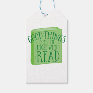 good things come to those who read
