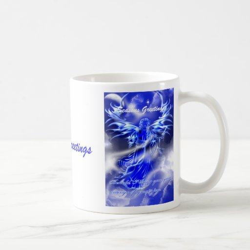 Good Tidings Angel Mug