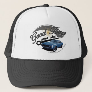 Good Times Camaro Trucker Hat