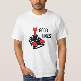 Good Times Joystick Retro T-Shirt
