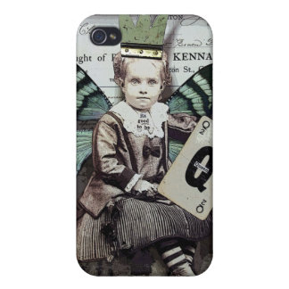 Good To Be Queen  iPhone 4 Matte Hard Case iPhone 4/4S Cover