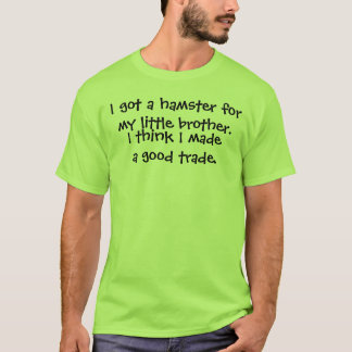 Good trade T-shirt