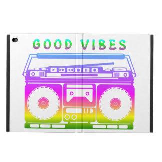 Good Vibes 80's Style Powis iPad Air 2 Case