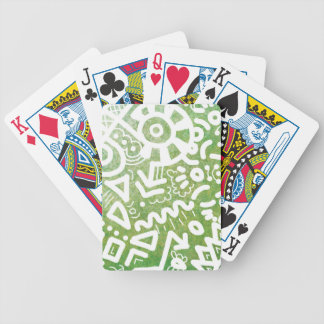 Good Vibes Bicycle Playing Cards