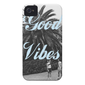 Good Vibes iPhone 4 Covers
