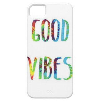 Good Vibes iPhone 5/5s Case