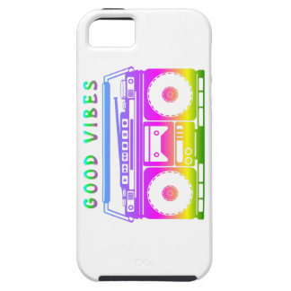 Good Vibes iPhone 5 Covers