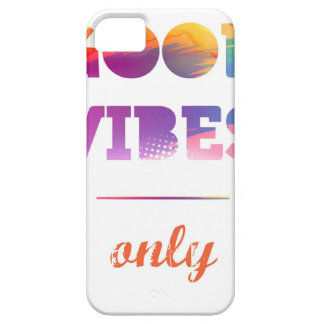 Good Vibes Only Barely There iPhone 5 Case