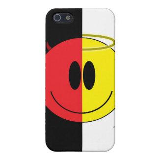 Good Vs Evil iPhone 5 Cases