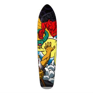 Good vs Evil Skate Skateboards