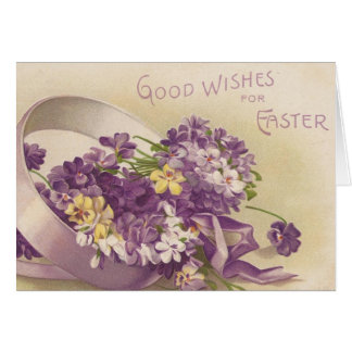 Good Wishes For Easter Card