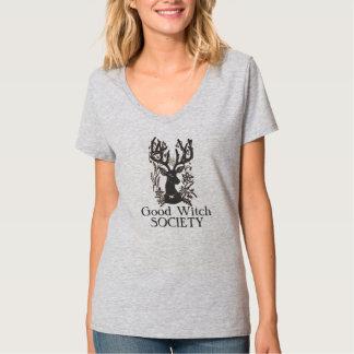 Good Witch Society Deer Tee