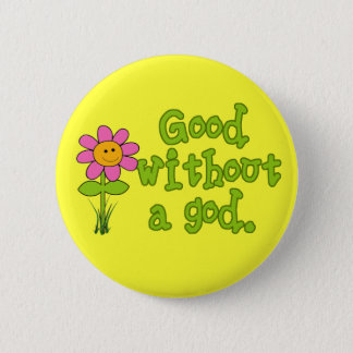 Good without a god button