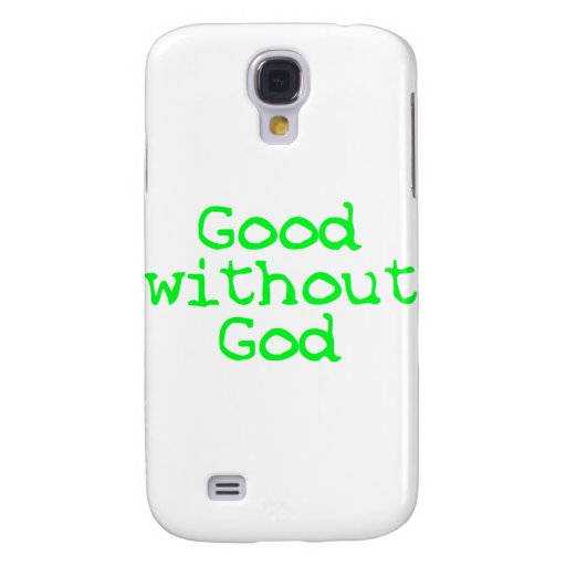 good without god samsung galaxy s4 covers