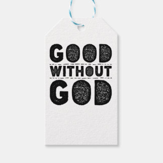 Good Without God Gift Tags