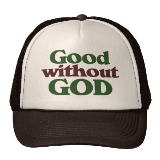 Good without God Mesh Hats