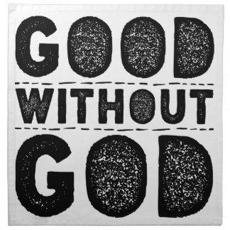 Good Without God Napkin