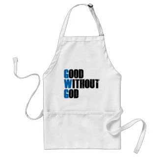 Good Without God Standard Apron