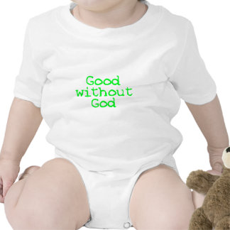 good without god rompers