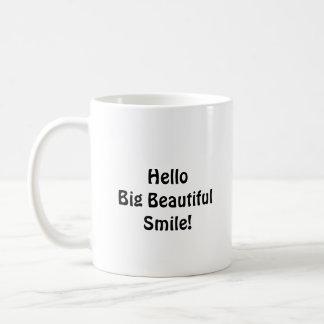 Goodbye Braces Hello Big Beautiful Smile Coffee Mug