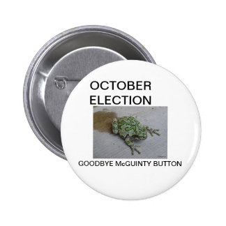 Goodbye McGuinty Button
