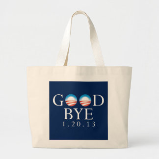 GOODBYE Obama Canvas Bags