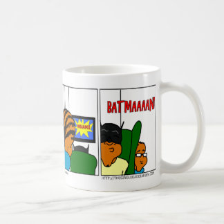 Goodbye to Adam West mug