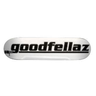 goodfellaz logo skate board