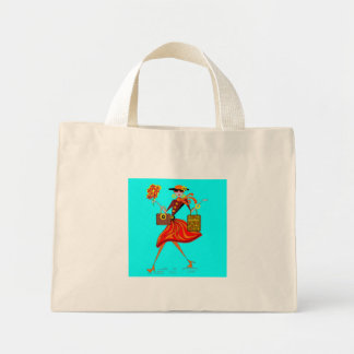 Goodies Mini Tote Bag
