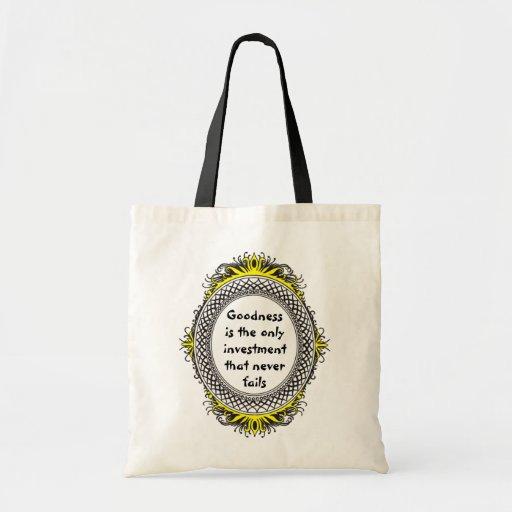 goodness bag